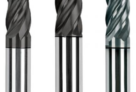 End mills for high temperature alloys (turbo – tr)